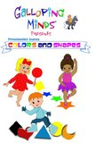 Preschooler Learns Colors and Shapes