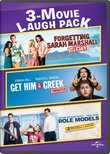 3-Movie Laugh Pack: Forgetting Sarah Marshall / Get Him to the Greek / Role Models