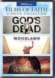 Films of Faith 3-Movie Collection (God's Not Dead / Woodlawn / Indivisible) [DVD]
