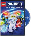 LEGO Ninjago: Rebooted: Battle for New Ninjago City Season Three Part 1