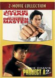 The Legend Of Drunken Maste r/ Jackie Chan's Project A2