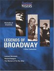 American Masters - Legends of Broadway (Leonard Bernstein Reaching for the Note / Richard Rodgers The Sweetest Sounds / Yours for a Song - The Women of Tin Pan Alley)