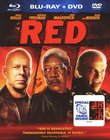 Red (Limited Edition Blu-ray + DVD with Comic Book)