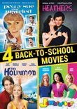 Back to School Favorites Quad (Jawbreaker / Hollywood Knights / Peggy Sue Got Married / Heathers)