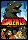 Godzilla: The Original Animated Series, Vol. 1