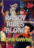 Randy Rides Alone (DVD) Western {1934) Run Time: 53 Minutes ~ Starring: John Wayne, Alberta Vaughn, George 'Gabby' Hayes ~ Directed by: Harry L. Fraser. *SUPER SALE PRICES!*