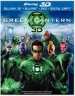 Green Lantern (Three-Disc Combo: Blu-ray 3D / Blu-ray / DVD / Digital Copy)