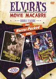 Elvira's Movie Macabre: Count Dracula's Great Love / Frankenstein's Castle Of Freaks (Double Feature)