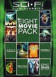 Sci-Fi Film Classics - 8- Movie Pack