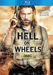 Hell on Wheels: The Complete Second Season [Blu-ray]