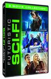 Futuristic Sci-Fi 3-Movie Collection