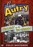 Gene Autry: Twilight on Rio Grande (New Version)