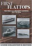 First Flattops: The First U.S. Aircraft Carriers (CV-1 to CV-4)