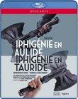 Gluck: Iphigénie en Aulide / Iphigénie en Tauride [Blu-ray]