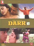 Darr (Shahrukh Khan / Indian Cinema / Bollywood Movie / Hindi Film DVD)