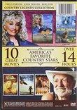 10-Movie America's Favorite Country Stars