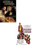 Antony and Cleopatra / Julius Caesar (Marlon Brando) (2 Pack)