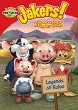 Jakers! The Adventures of Piggley Winks: Legends of Raloo