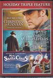 Christmas Triple Feature: One Christmas/Christmas In Canaan/Mrs. SantaClaus