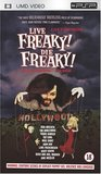 Live Freaky Die Freaky (Edited for Content) [UMD for PSP]