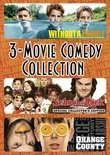 3 Movie Comedy Collection (Without a Paddle / School of Rock / Orange County)