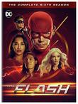 Flash: Season 6 (DVD)