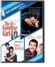 Romance: 4 Film Favorites (The Goodbye Girl, Her Alibi, Best Friends, Forget Paris)