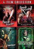 Bloody Murder 1&2 & Junior & Deadly Species