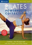 Pilates Powerhouse Collection (Pilates Powerhouse Workout / Easy Pilates / Cardio Pilates)