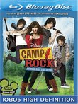 Camp Rock: Extended Rock Star Edition [Blu-ray]