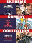 Extreme Comedy Collection (Team America - Special Collector's Edition / Beavis and Butthead Do America / Jackass - Special Collector's Edition)