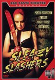 Sleazy Slashers 4 Movie Pack