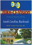 Bike-O-Vision Cycling Journey- South Carolina Backroads BLU RAY (WS #11) [Blu-ray]