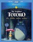 My Neighbor Totoro (Two-Disc Blu-ray/DVD Combo)