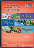 The Land Before Time VIII-X 3-Movie Family Fun Pack (The Big Freeze / Journey to Big Water / The Great Longneck Migration)