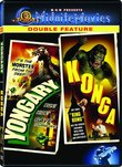 Yongary Monster From the Deep / Konga (Double Feature)