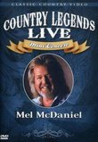 Mel McDaniel - Country Legends Live Mini Concert
