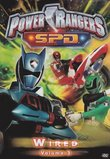 Power Rangers SPD - Wired (Vol. 3)
