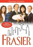 Frasier - The Premiere Episodes (Season One, Episodes 1-6)