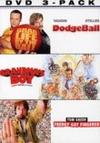 Dudes 3 Pack (Grandma's Boy / Dodgeball / Freddy Got Fingered)