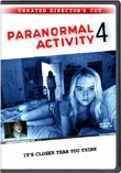 Paranormal Activity 4: Unrated Director's Cut