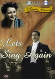 Let's Sing Again (1936) DVD [Remastered Edition]