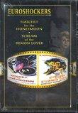 Hatchet for the Honeymoon / Scream of the Demon Lover (Euroshockers) DVD