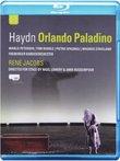 Joseph Haydn: Orlando paladino [Blu-ray]