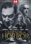 Legends of Horror 50 Movie Pack