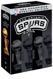 San Antonio Spurs -1999-2007 NBA Champions Special Edition (35 Years 1973-2007)