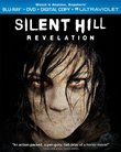 Silent Hill: Revelation (Blu-ray + DVD + Digital Copy + UltraViolet)