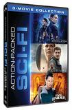 Action Packed Sci-Fi 3-Movie Collection