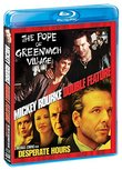 The Pope Of Greenwich Village / Desperate Hours [Blu-ray]