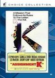 Assignment K